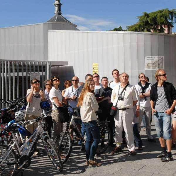 Architecture Tour Madrid 5