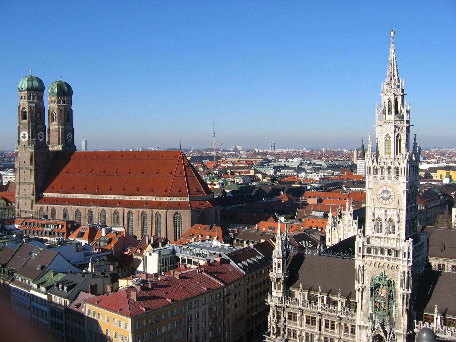 Architecture Tour Munich Guiding Architects