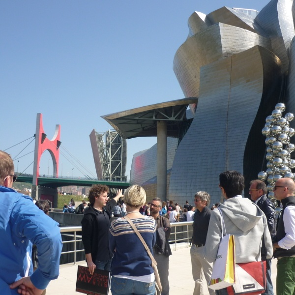 Architecture Tour Bilbao 7