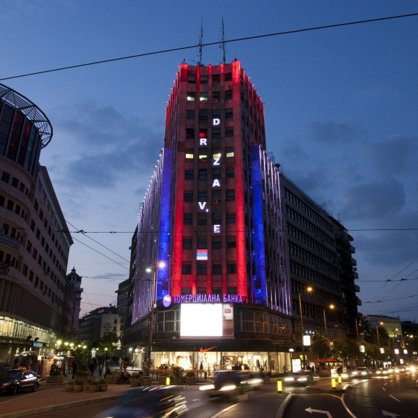Architecture Tour Belgrade 3