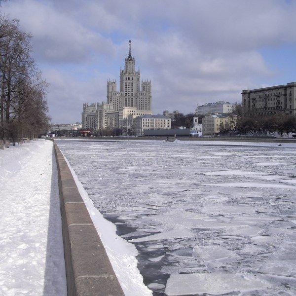 Architecture Tour Moscow 4