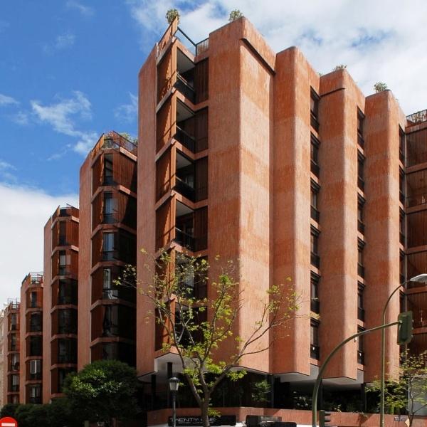 Architecture Tour Madrid 3