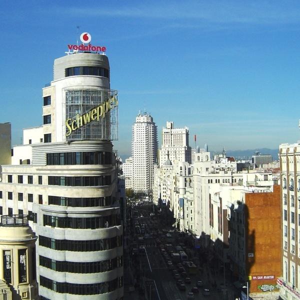Architecture Tour Madrid 1