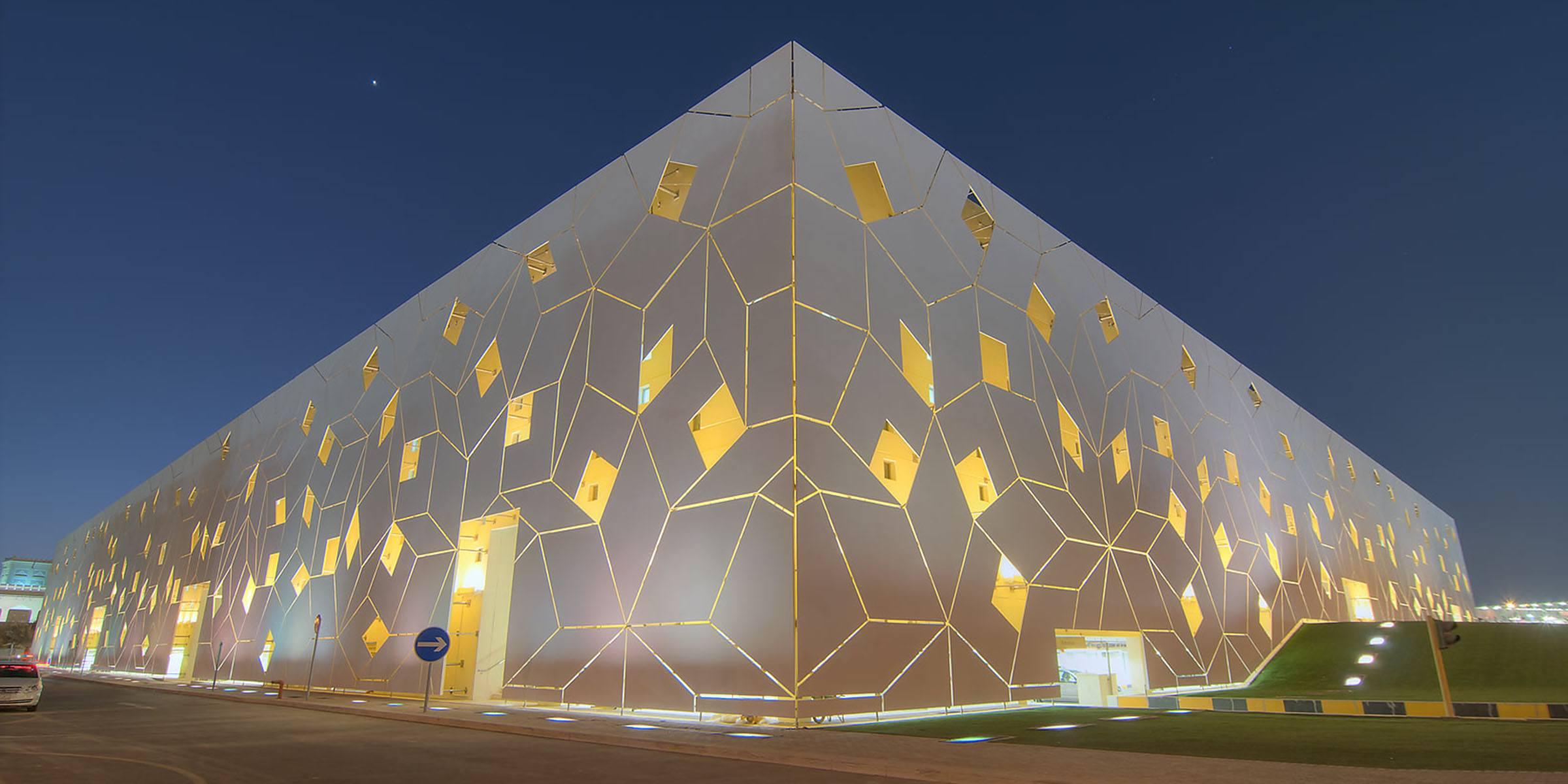 Doha Education City Guiding Architects