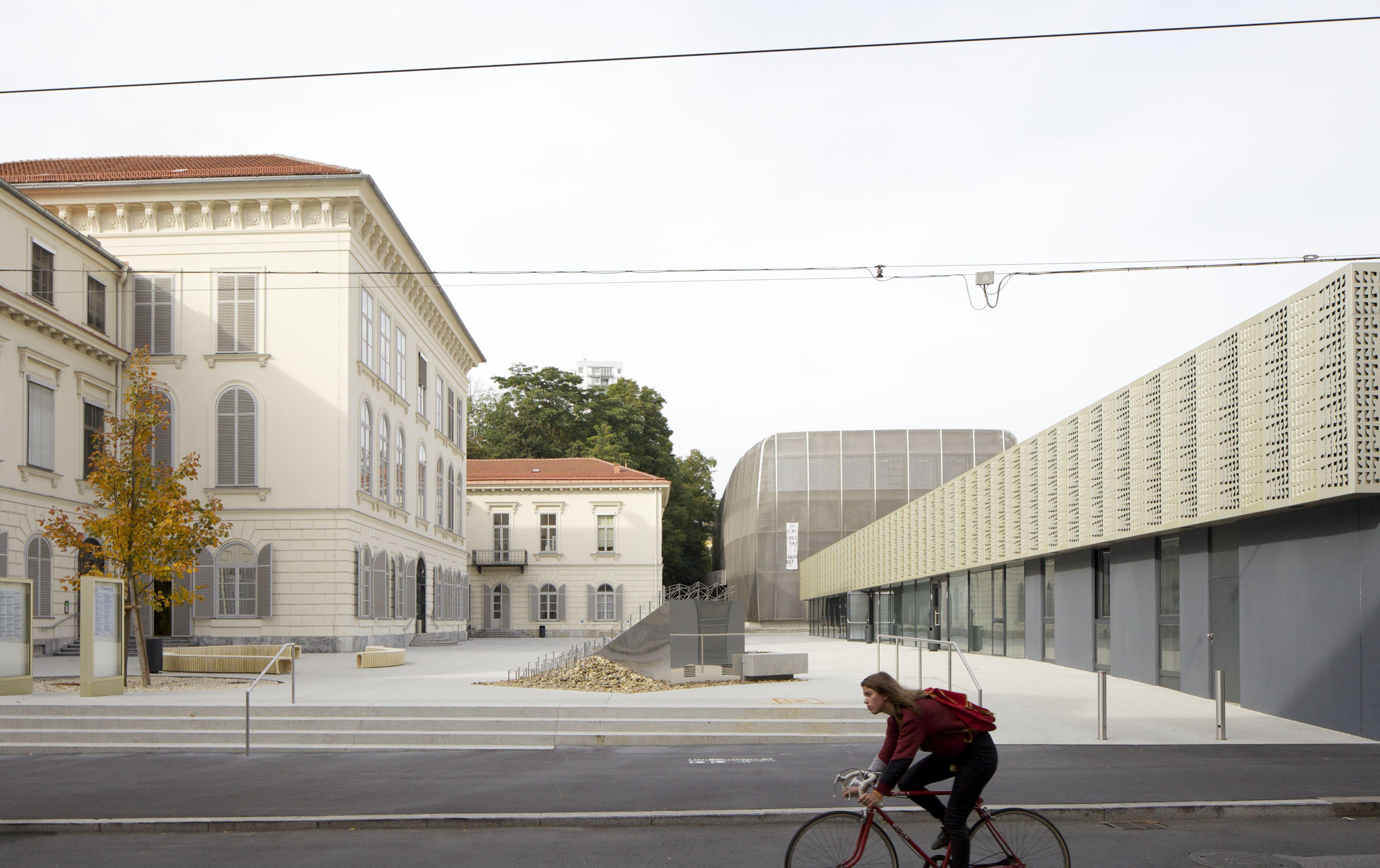 TIP_und_Platzgestaltung_Hauptzugang _Leonhardstraße Graz