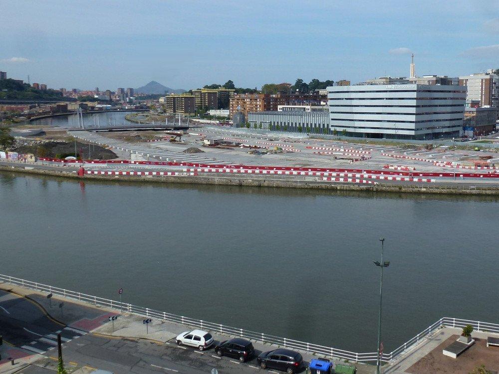 Zorrotzaurre Island Bilbao