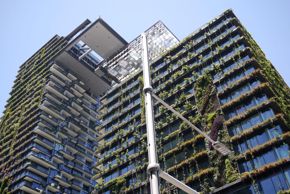Jean Nouvel - One Central Park Sydney