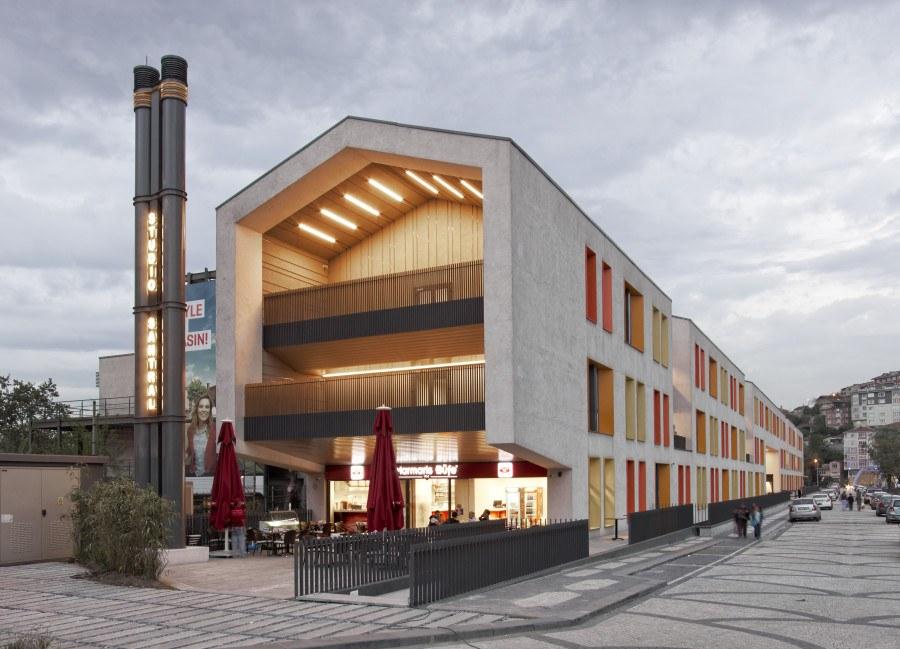 Studio Santral, Student Housing Project, Bilgi University, Office: Erginoğlu & Çalışlar Architects