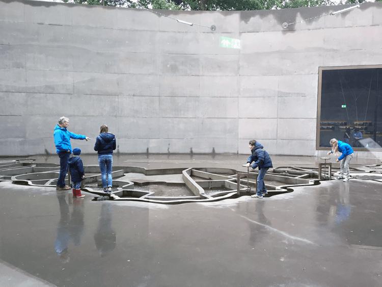 Guiding Architects   Waterline Museum near of Utrecht