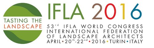 The International Federation for Landscape Architects Congress | Turin 2016