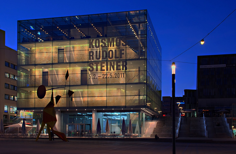 Guiding Architects | Kunstmuseum Stuttgart