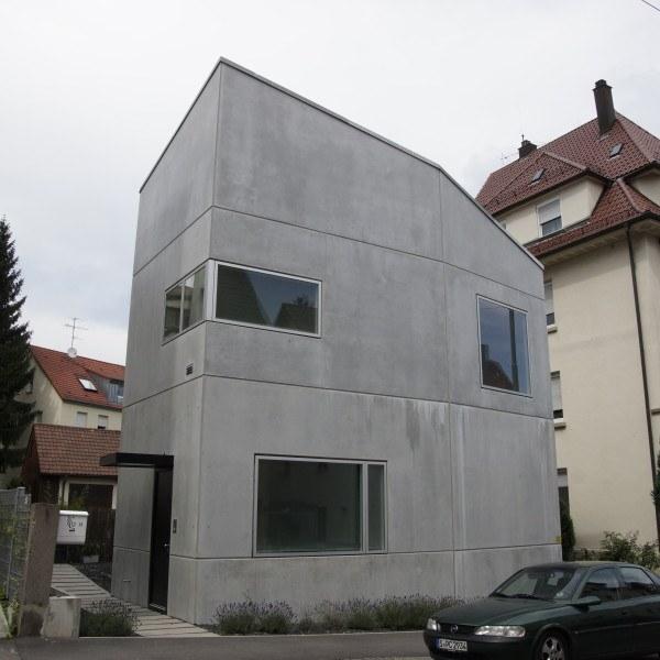 Einfamilienhaus Degerloch © Johannes Schuler