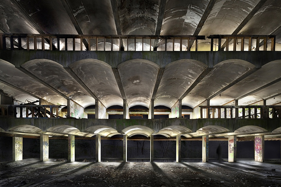 Guiding Architects | Glasgow - Hinterland at St Peter's Seminary