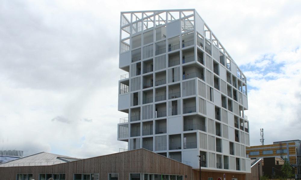 Guiding Architects   Nantes - L´oiseau des Iles