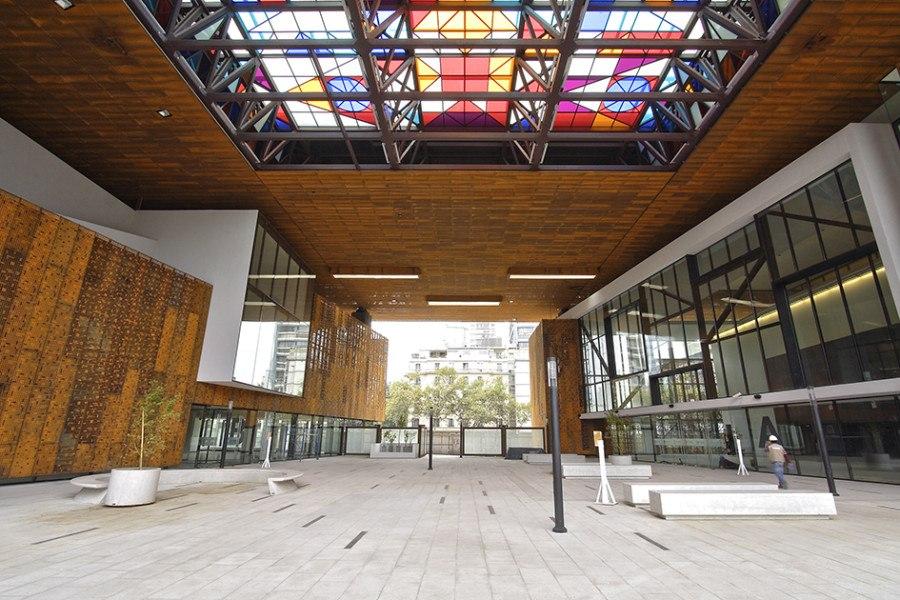 Guiding Architects | Santiago de Chile chilenische Architektur - GAM