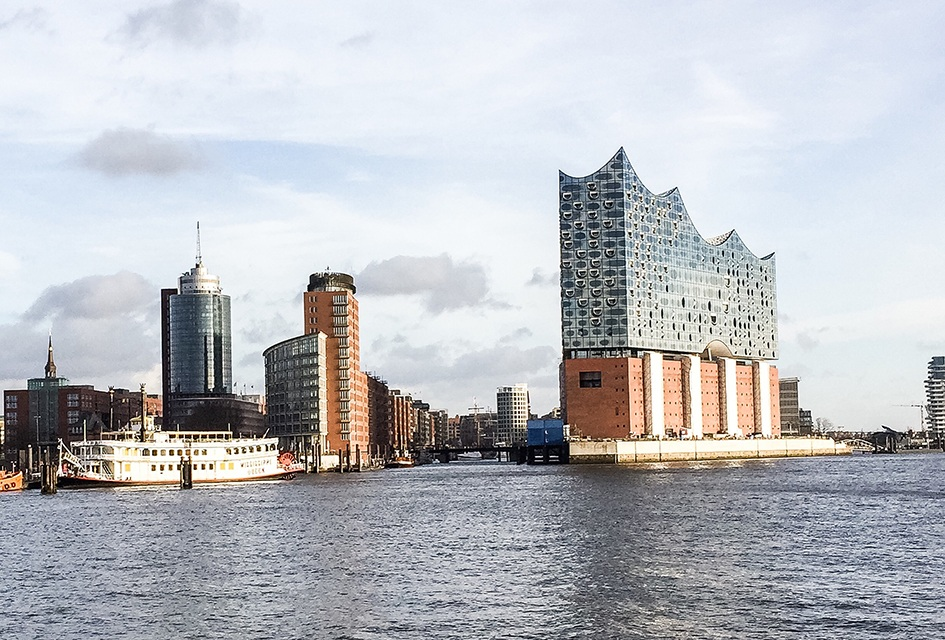 Guiding Architects | Hamburg - The Elbphilharmonie