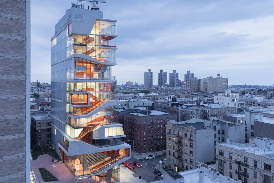 New York's new buildings By Scofidio and Renfro