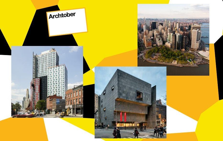 Archtober Festival invites people into some of New York's most interesting buildings
