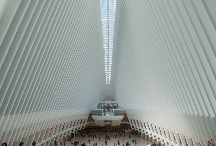 New York's new buildings by Calatrava