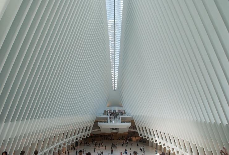 New York's new buildings by Calatrava