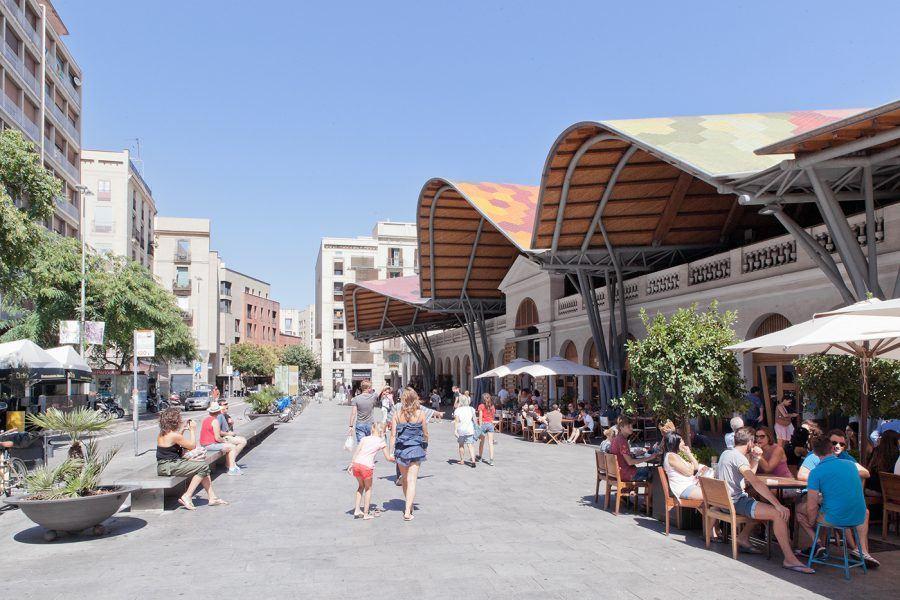 Mercat de Santa Caterina.