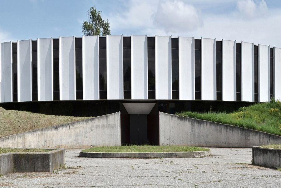 "The former paper company ""Cartiere Burgo"""