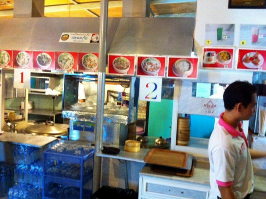 Thai Snack & Massage – Kitchen.