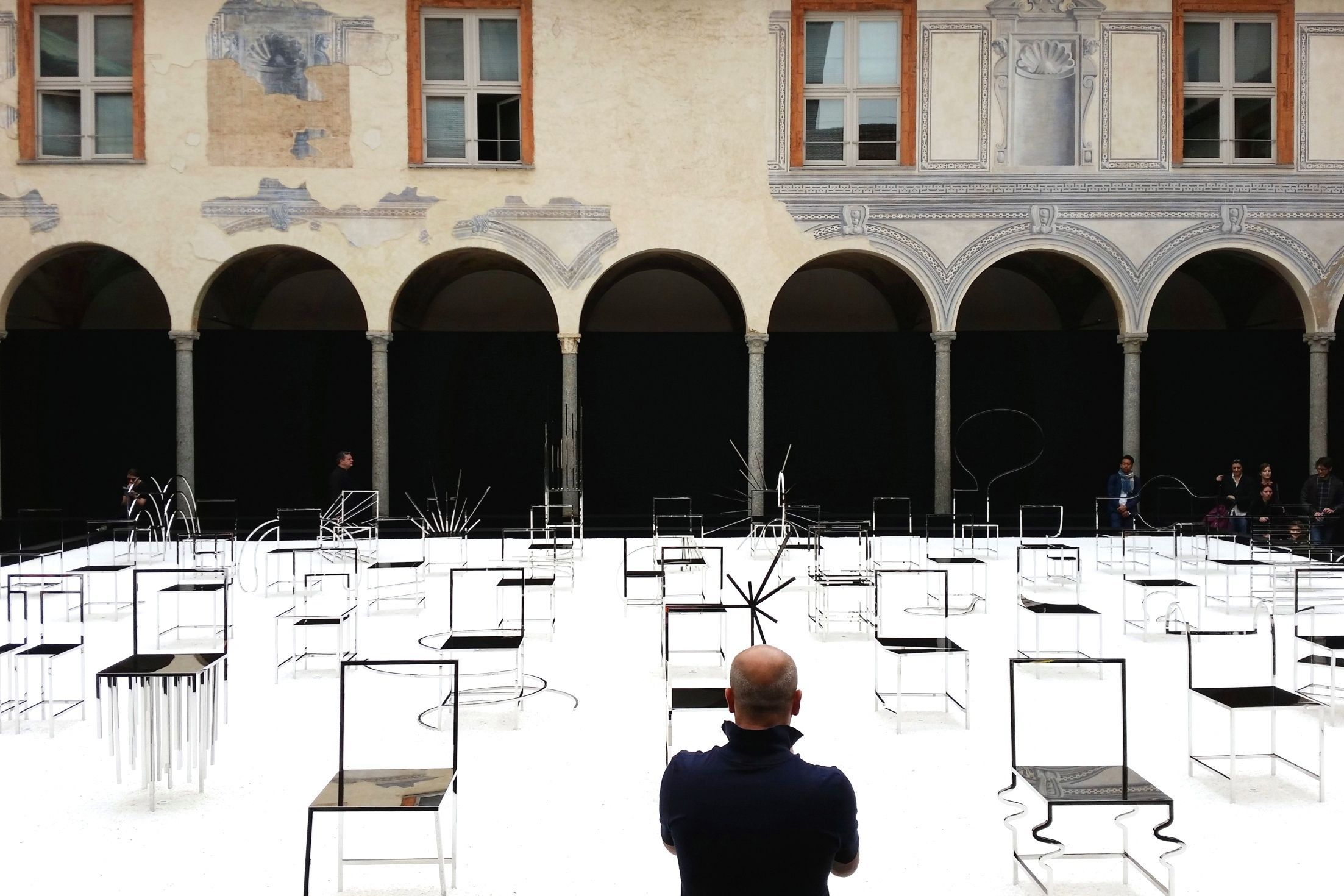 Salone del Mobile is the main event in Milan's Design Week
