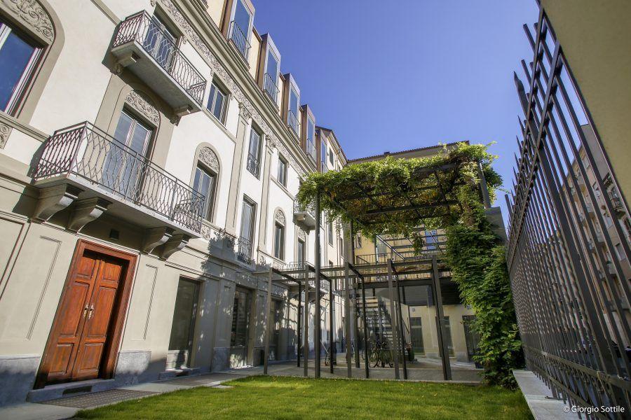Temporary residence Luoghi Comuni San Salvario, in Turin.