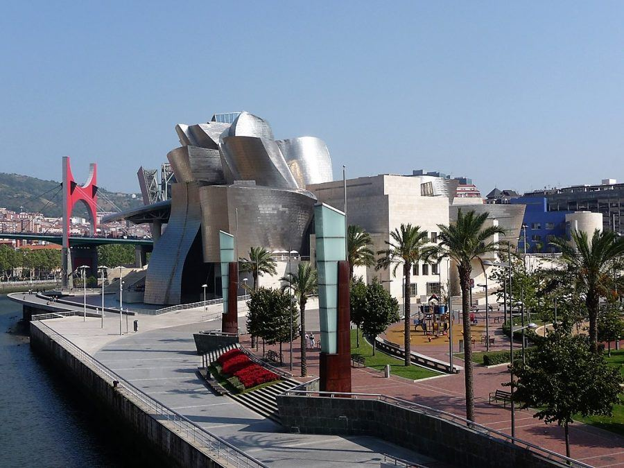 Bilbao and the Basque Country have shown to welcome Frank Gehry's architecture as their own.