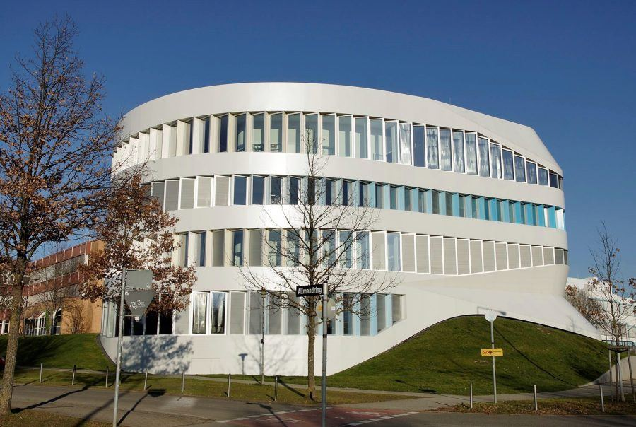 Stuttgart's Center For Virtual Engineering, originally ZVE - Zentrum für Virtuelles Engineering.