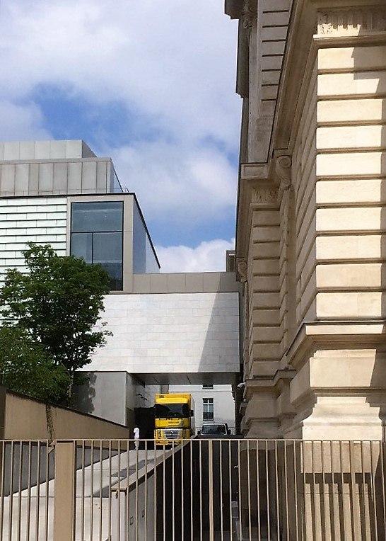 The new section of Nantes' Arts museum. Copyright: Aurélien Boyer.