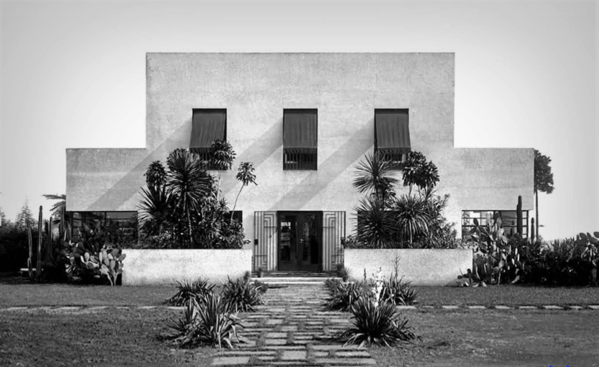 Brazil's first modern building: Gregori Warchavchik's house in São Paulo, now open to the public. Copyright: Yves Bruand.