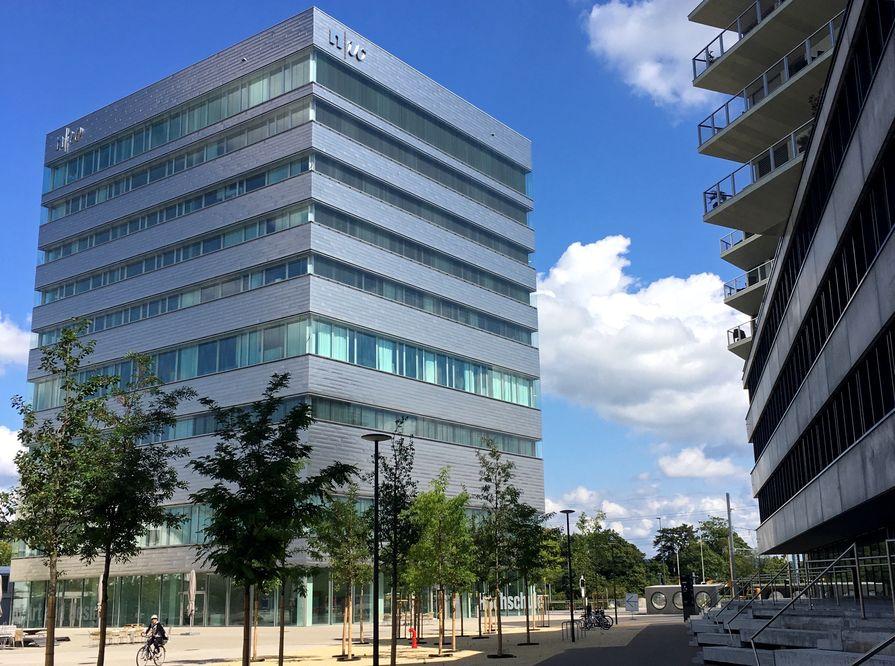 Campus of Arts by Morger Dettli – new building. Copyright: Claudia Frigo.