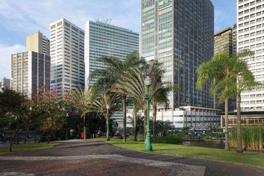 View of Largo da Carioca - Rio de Janeiro - Guiding Architects