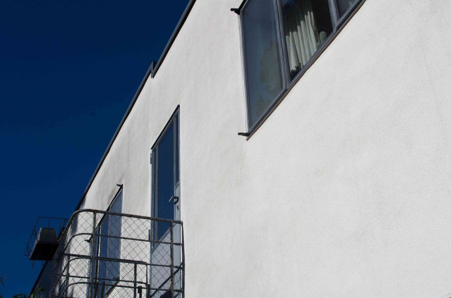 View of the Weissenhofsiedlung's Details - Guiding Architects