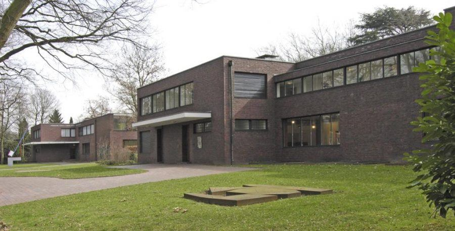 View of Bahaus Family Houses - Guiding Architects