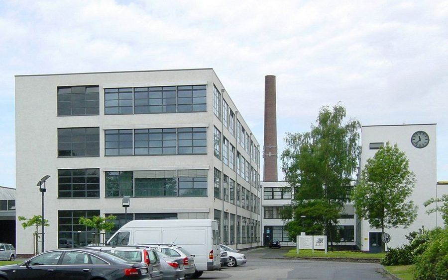 Bauhaus Production warehouse in Krefeld - Guiding Architects