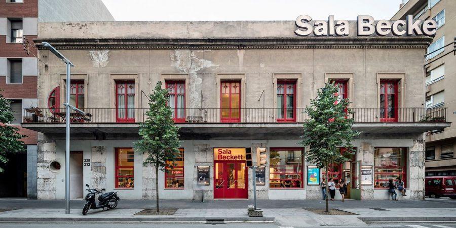 Sala Beckett - Poblenou - AdriaGoula