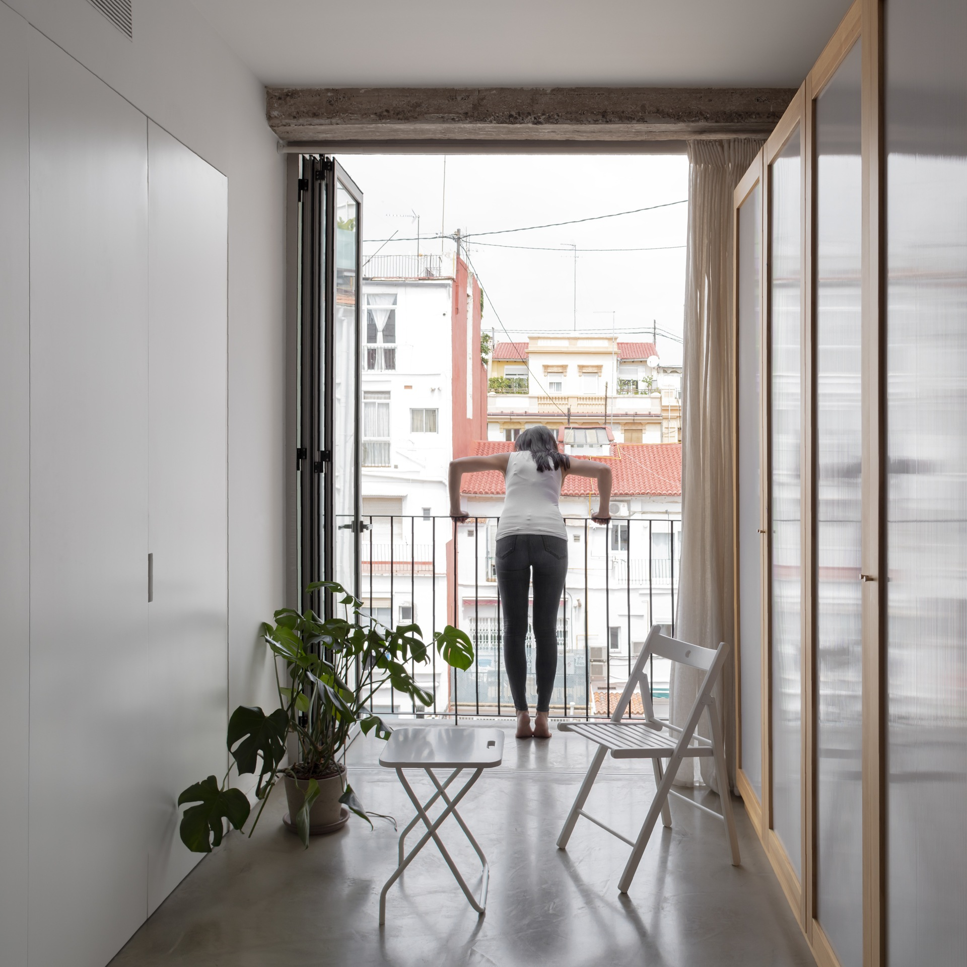 Literato Azorín Refurbishment; architects: Urlo Estudio. Photo by ©Milena Villalba 2019