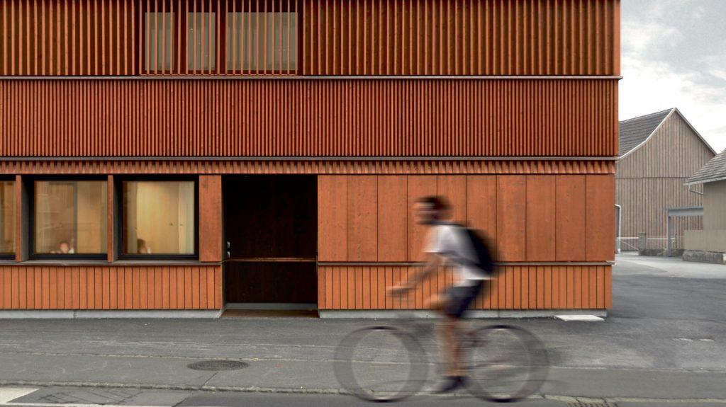 Austria, Vorarlberg & Bregenz: HOTEL JOHANN LAUTERACH – JUST REOPENED (Ludescher+Lutz Architekten). Ulla Wälder ©Ludescher Lutz