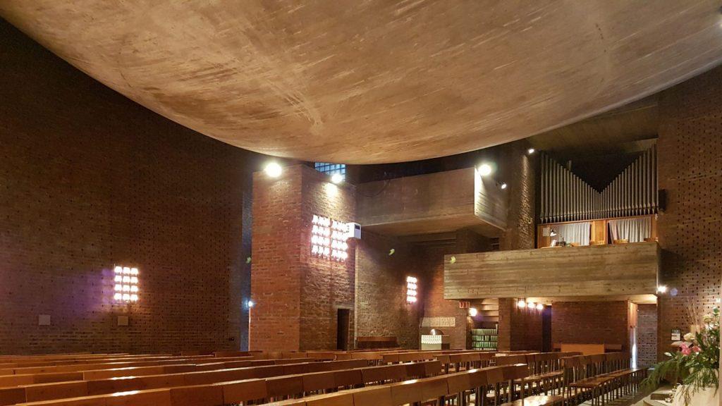 Oslo: St. Hallvard church. Photo by ©Henning Nielsen
