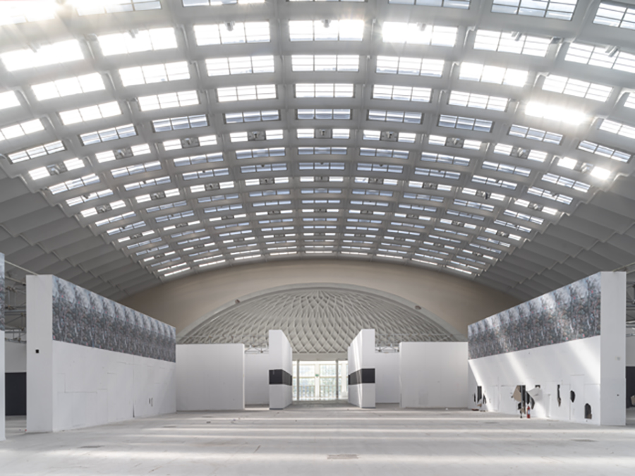 To Expo. Photo by: ©FabioOggero. Virtual Tours on modern architecture, by Guiding Architects