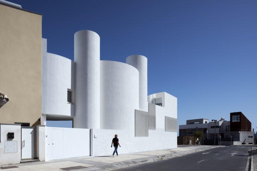 Casa Cero. Granada. arquitectura contemporanea andalucia