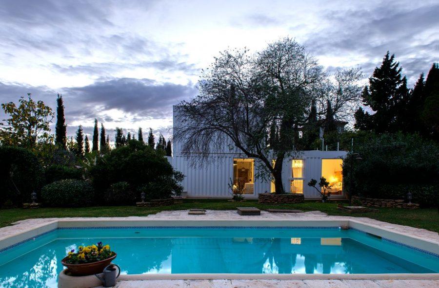 Living in a container. Córdoba. arquitectura contemporanea andalucia