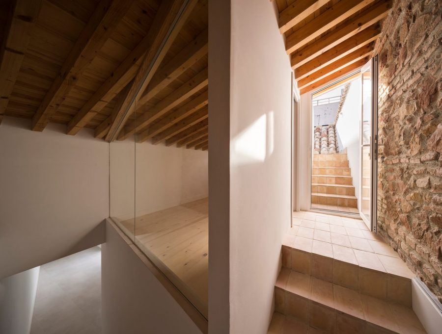 Three houses in one. Málaga. arquitectura contemporanea andalucia