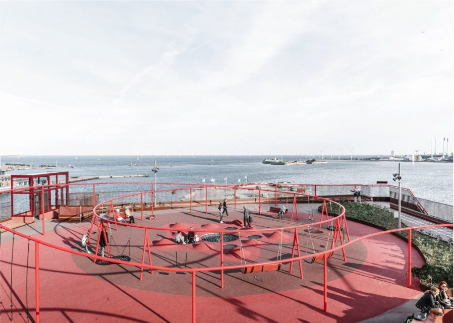 Nordhavn – The Sustainable Borough of the Future in Copenhagen - Virtual Tour - Guiding Architects - sustainability
