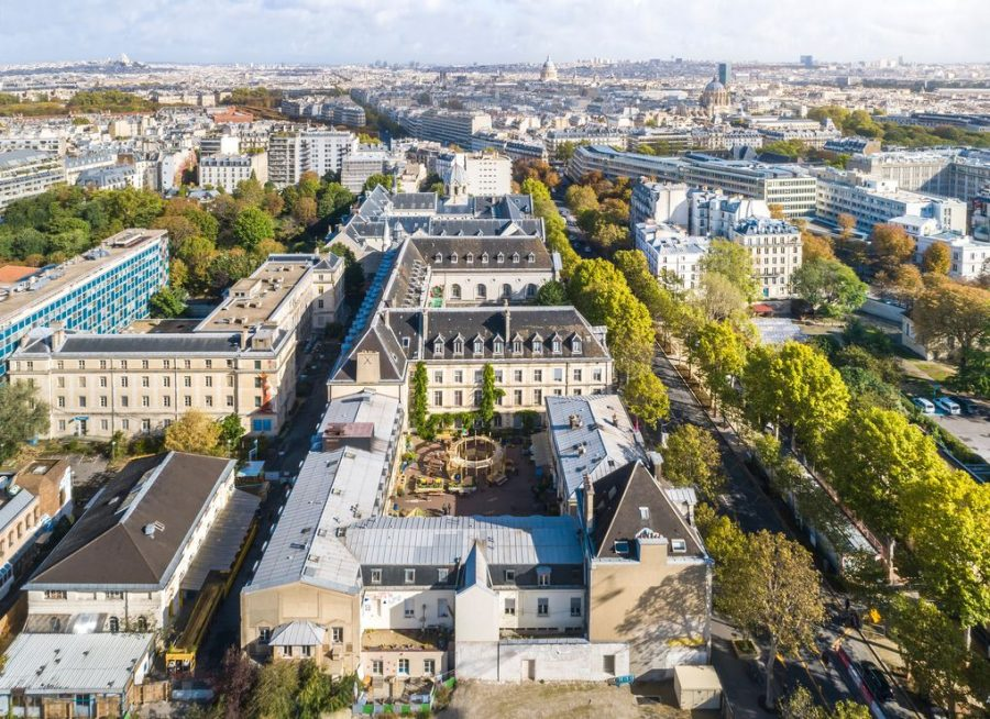 Saint Vincent de Paul in Paris – a New Sustainable, Participatory and Resilient Neighbourhood - sustainability