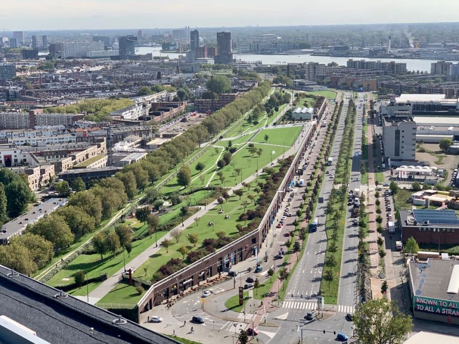 Water Management and Climate Adaptation in Rotterdam - sustainability