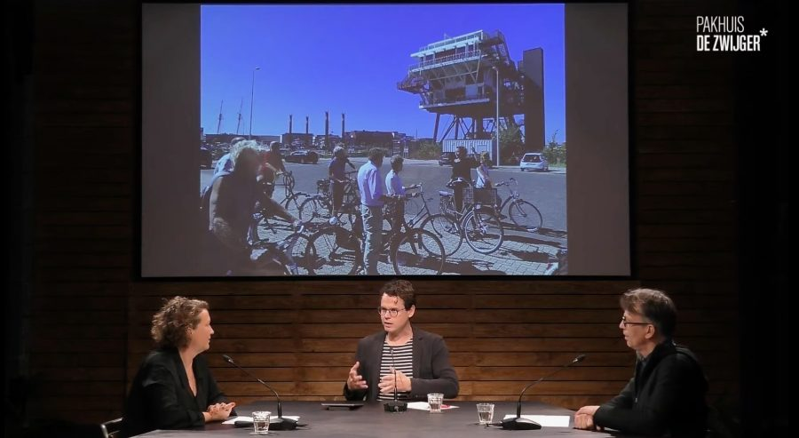 Anneke Bokern, architour / Guiding Architects in the Netherlands - We all are architects